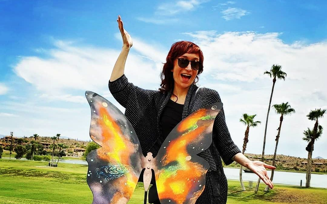 Meet Artist Lydia Quinones
