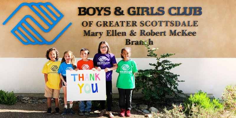 Community Foundation makes a Positive impact on Boys and Girls Club