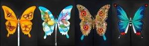 Flutter Butterflies