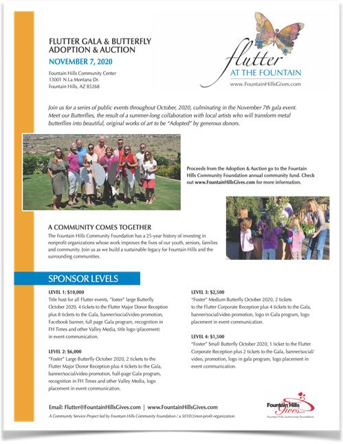 Flutter Sponsorships