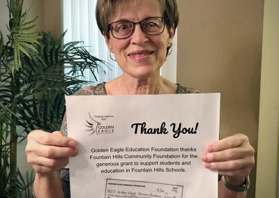 Golden Eagle Education Foundation