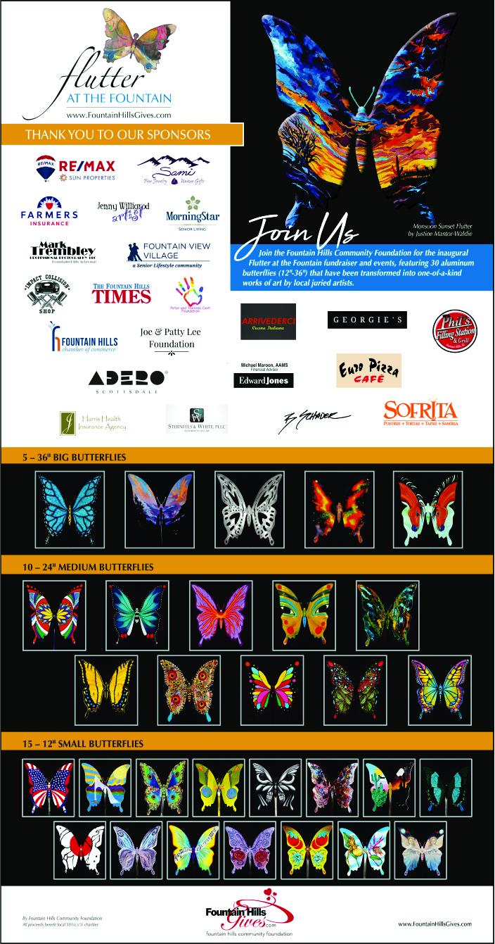 Flutter 2020 Sponsor Poster