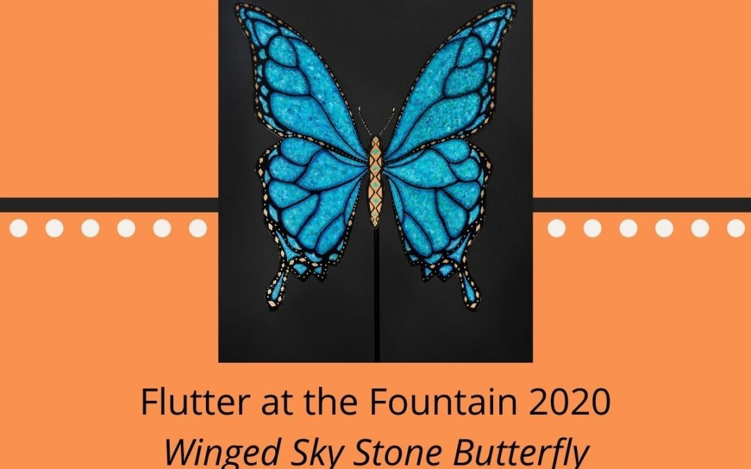 Flutter at the Fountain Month-Long Fundraiser Culminates November 7th